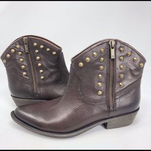 Lucky Brand Genuine Leather Boots